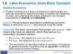 1 2 labor economics some basic concepts1