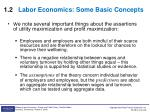 1 2 labor economics some basic concepts5