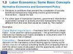 1 2 labor economics some basic concepts9