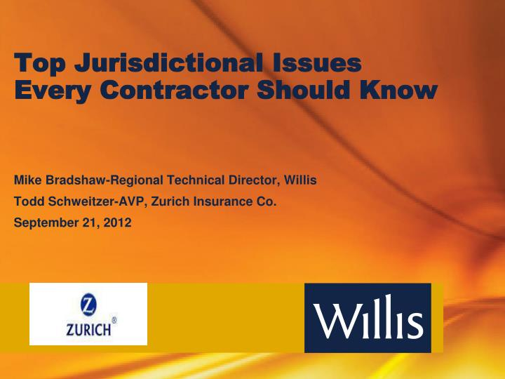 top jurisdictional issues every contractor should know n.