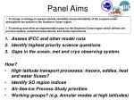 panel aims1