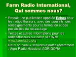 farm radio international qui sommes nous1