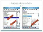 epocrates essentials rx