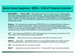 below decks equipment bde dac 97 antenna controller1