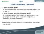 i casi attraverso i numeri1