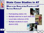 state case studies in at1