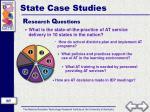state case studies