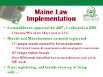 maine law implementation1