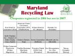 maryland recycling law1