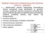 i orin v dinama termoizoliacin sistema toliau sistema