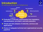 introduction 3g networks security analysis is a challenging issue