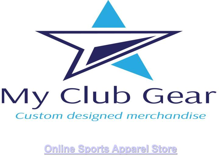online sports apparel store n.