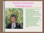 bacharew konstantin gennadijewitsch