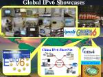 global ipv6 showcases
