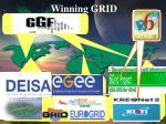 winning grid