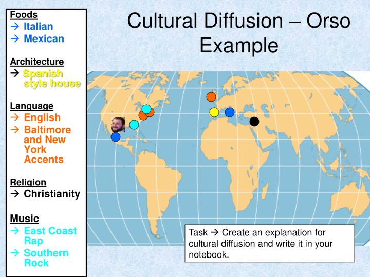 cultural diffusion through the spread of paper money and christianity in the middle ages A new religion - islam - began in the 7th century and spread rapidly throughout the middle east, northern africa, europe, and southeast asia whereas europe was not a major civilization area before 600 ce, by 1450 it was connected to major trade routes.