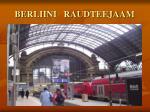berliini raudteejaam
