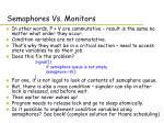 semaphores vs monitors3