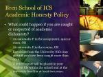 bren school of ics academic honesty policy1