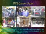 uci career fairs