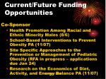 current future funding opportunities2