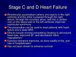 stage c and d heart failure2