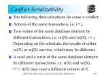 conflict serializability2