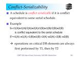 conflict serializability4