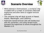 scenario overview