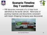 scenario timeline day 7 continued1