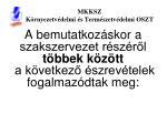 mkksz k rnyezetv delmi s term szetv delmi oszt2