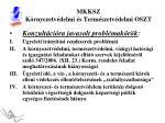 mkksz k rnyezetv delmi s term szetv delmi oszt8