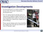investigation developments2