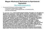 magyar alkalmazott nyelv szek s nyelvtan rok egyes lete http www manye pte hu
