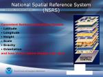 national spatial reference system nsrs2