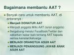 bagaimana membantu aat