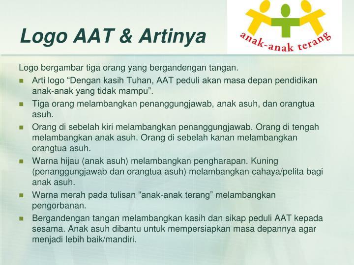 Logo AAT & Artinya