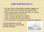 2 as t elektrotlar es