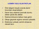 6 dem r tozlu elektrotlar