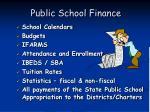 public school finance1
