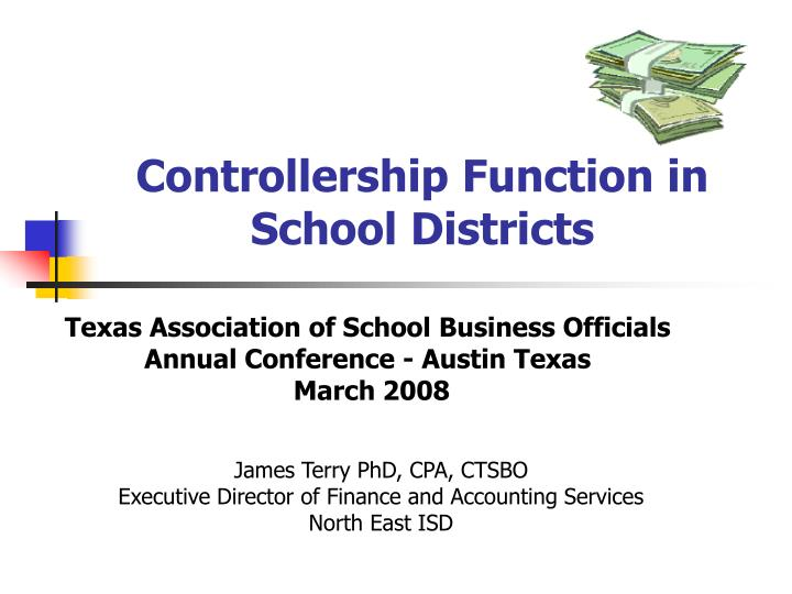 controllership function in school districts n.