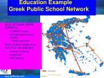 education example greek public school network