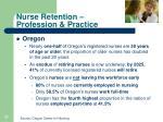 nurse retention profession practice5