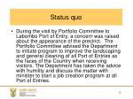 status quo2