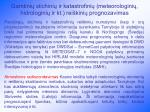 gamtini stichini ir katastrofini meteorologini hidrologini ir kt rei kini prognozavimas2