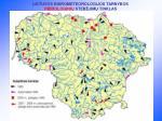 lietuvos hidrometeorologijos tarnybos hidrologini steb jim tinklas
