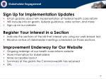 stakeholder engagement1
