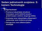 se dam jedinstvenih svojstava e komerc technolog ije1