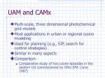 uam and camx1