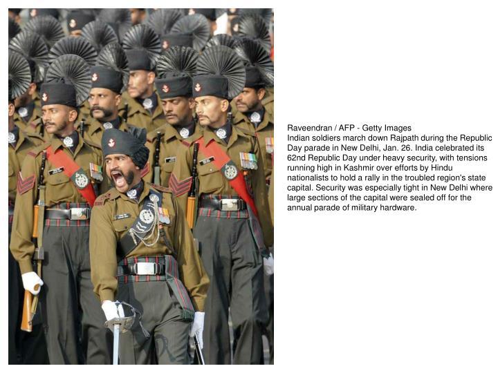 Raveendran / AFP - Getty Images